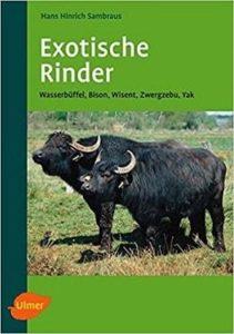 Buchtipp Exotische Rinder