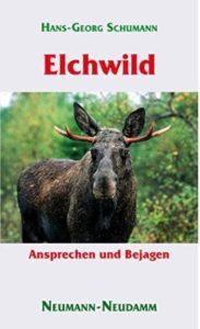 Buchtipp Elchwild Bejagung