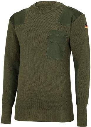 BW Pullover Nato Pullover nach TL aus 80 % Schurwolle