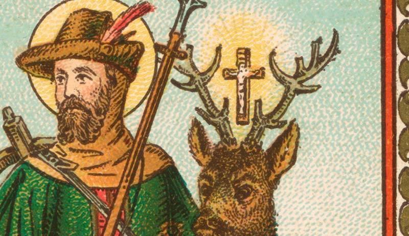 Heiliger Hubertus