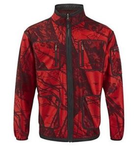 Shooterking Mossy Red Jagd Wendejacke