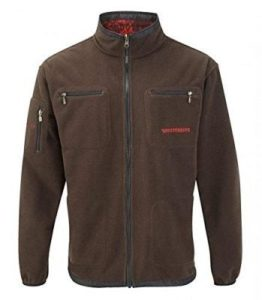 Shooterking Mossy Red Softshell Wendejacke