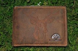 Geldbörse für Jäger