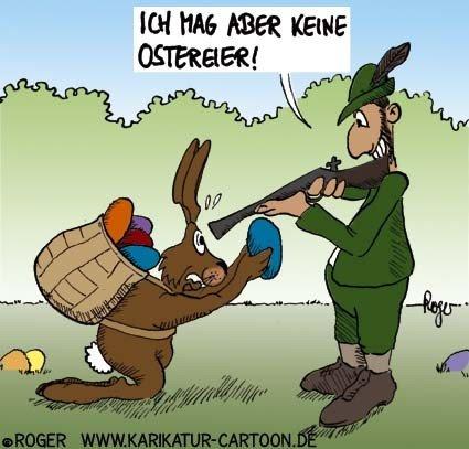 Jägerwitz Osterhase