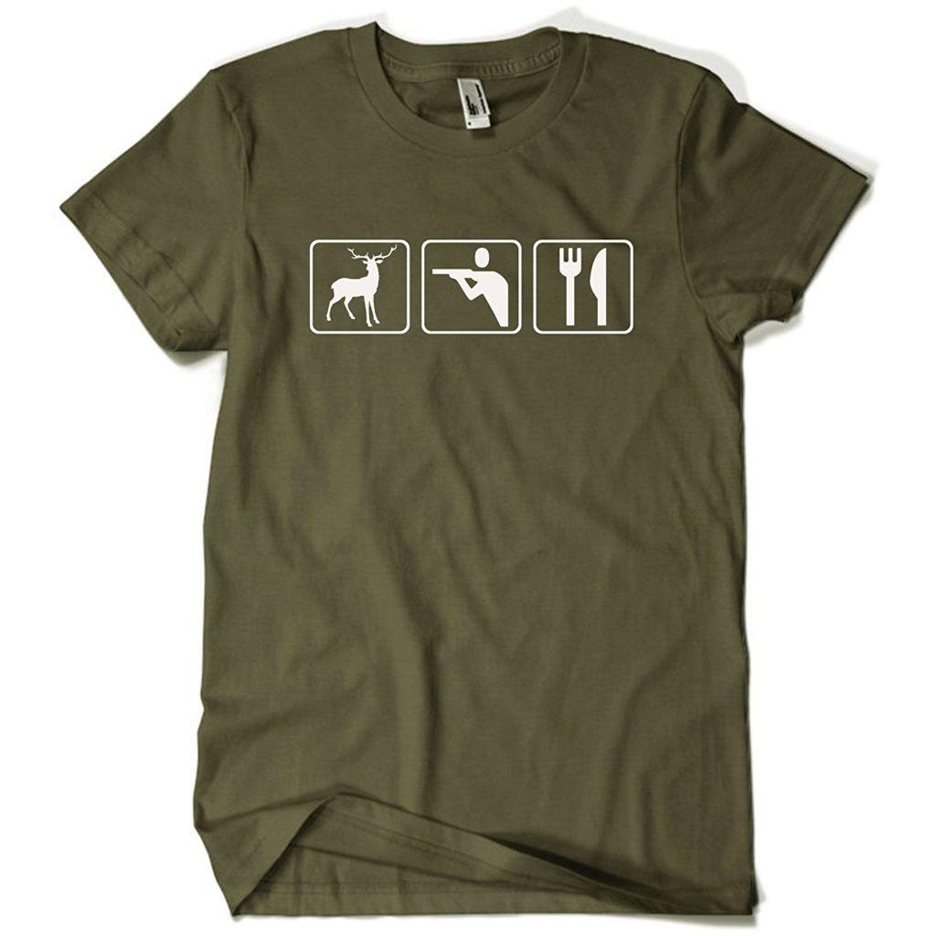 Lustiges Jägershirt - Jägermarathon